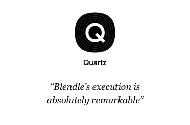 Blendle's execution is absolutely remarkable. — Quartz